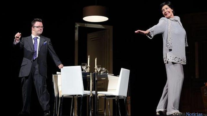 La obra 'Olivia y Eugenio' llega a Soria