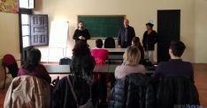 El inicio del curso formativo en Ágreda.
