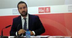 El procurador Ángel Hernández, del PSOE./SN
