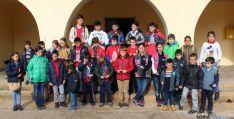 Los participantes en el torneo.