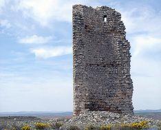 Atalaya de la Ojaraca, en Caltojar./HN