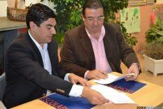 Convenio 'Espora Doblemente' en Soria