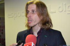 Pablo Fernández, de Podemos, en Soria