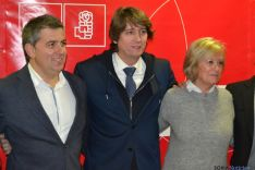 Presentación Candidatos del PSOE al 20-D