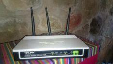 Router en un establecimiento hostelero