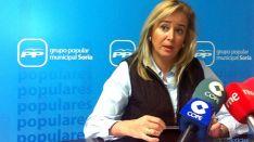 María José Fuentes, del PP. / SN