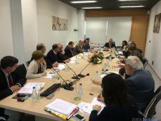 Reunión del Comité Científico de la UVA