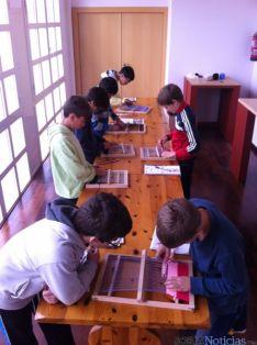 Escolares en los museos