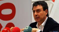 Félix Lavilla, del PSOE. / SN