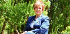 Aguilar, alcaldesa hortense. / SN