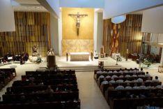 Foto 4 - Un millar de personas asisten a la bendición de la nueva parroquia de Camaretas