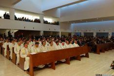 Foto 3 - Un millar de personas asisten a la bendición de la nueva parroquia de Camaretas