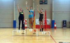 Foto 3 - El Club Patín Soria se trae un oro, una plata y un bronce de Colmenar Viejo