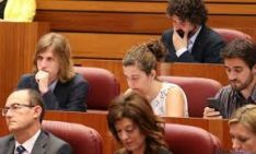 Procuradores de Podemos en Las Cortes