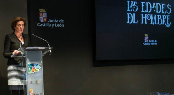 García-Cirac presenta la muestra este viernes en Intur. / Jta.
