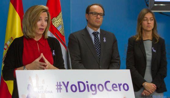 La consejera de Familia e Igualdad, Alicia García. / Jta.