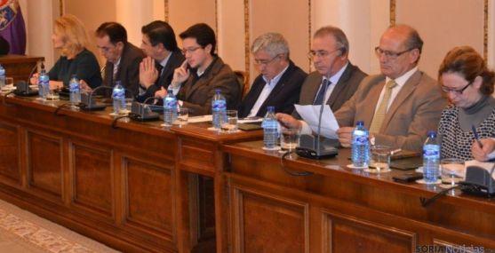 Grupo popular en la Diputación de Soria