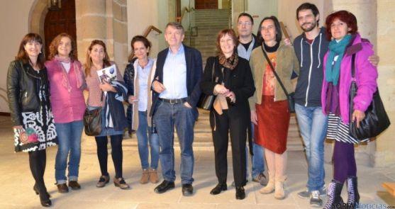 Candidatura de Podemos al Congreso y Senado