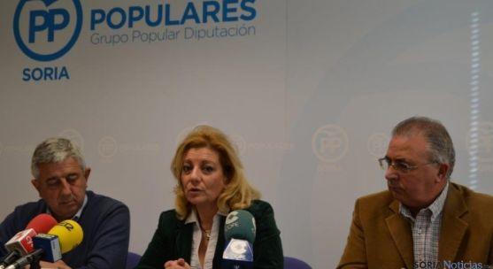 Diputados provinciales del PP