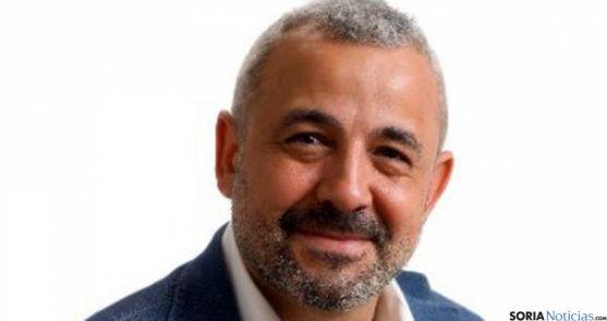 El ponente, Jesús Huertas Duque.