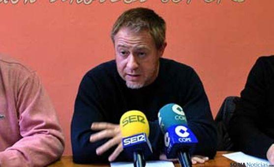 Federico Laguna, de USO