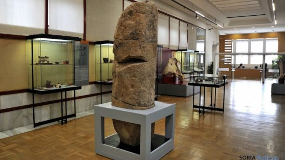 La pieza tiene un peso de 3.000 kilos./Jta.
