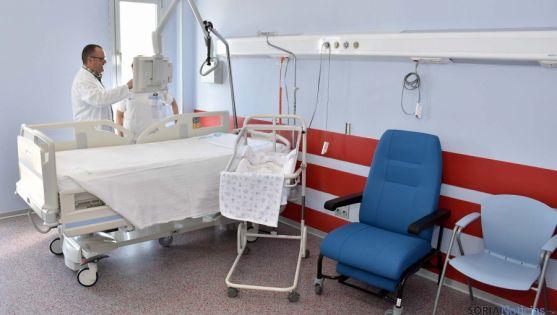 Una de las nuevas habitaciones de Obstetricia. / Jta.
