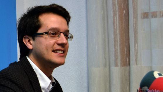 Tomás Cabezón, del PP de Soria. / SN
