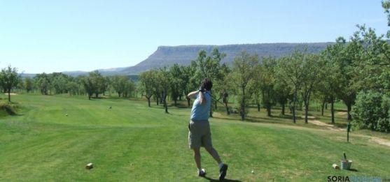 Campo de golf en Pedrajas