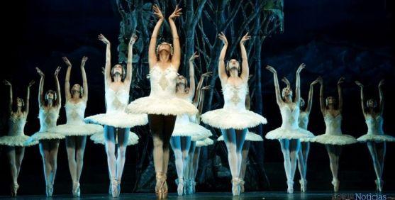 El Lago de los Cisnes del Ballet de Cuba