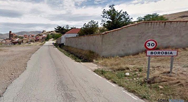 Imagen de la entrada a la localidad. / GM