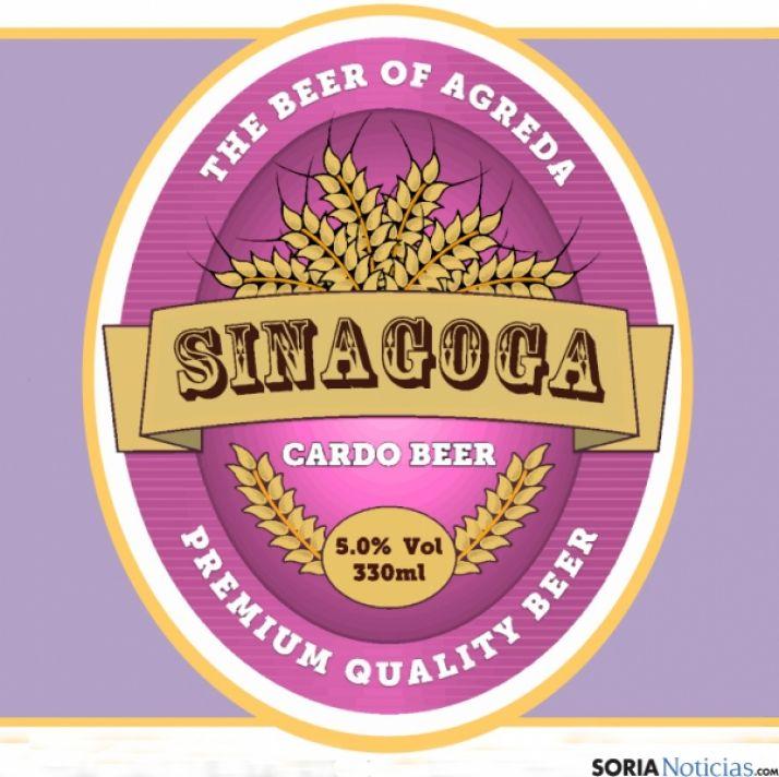 Nueva cerveza de Ágreda. / SN