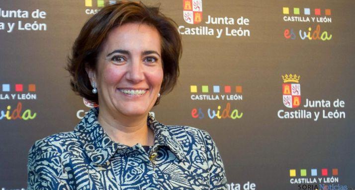 La consejera de Cultura y Turismo, María Josefa García Cirac. / Jta.