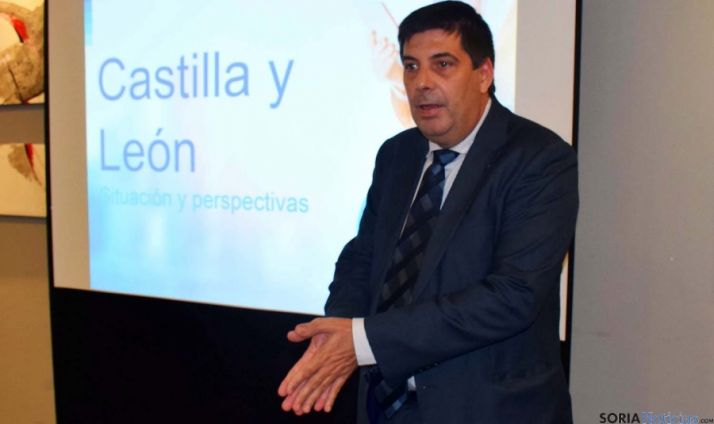 Pep Ruiz, economista de BBVA.