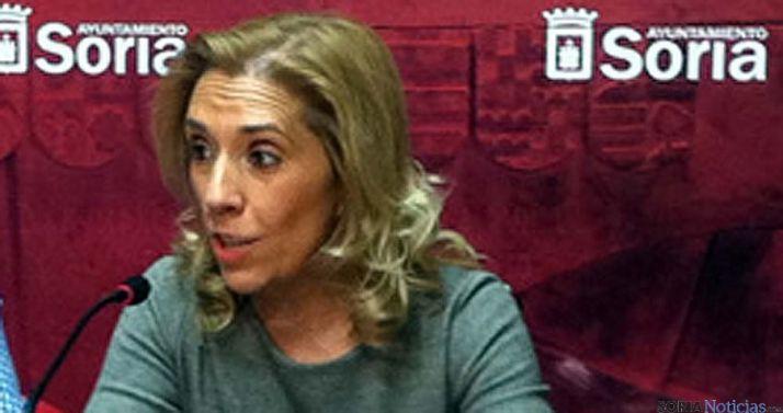 La concejal Teresa Valdenebro en una imagen de archivo. / SN