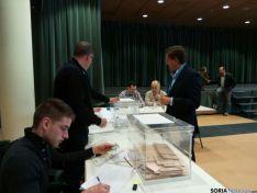 Angulo (PP) anima a la participación para decidir el futuro Gobierno de España