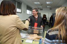 Javier Antón quiere que el resultado sea positivo para Soria.