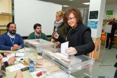 Foto 2 - Angulo (PP) anima a la participación para decidir el futuro Gobierno de España