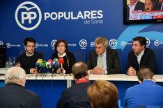 """Foto 6 - Posada (PP): """"Voy a seguir en el Congreso, aunque no sea presidente"""""""