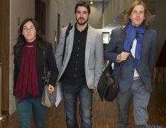 Tres procuradores de Podemos Castilla y León.