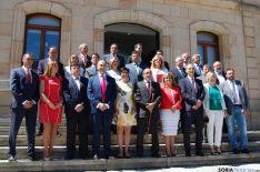 Diputados provinciales de la actual legislatura.