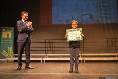 Imagen de la entrega de premios./SN