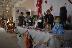 Imagen del mercado navideño de El Hueco./SN