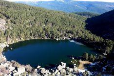 Imagen de la Laguna Negra. / Jta.