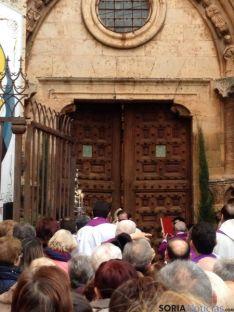 Abierta la Puerta Santa en la Catedral de El Burgo de Osma