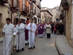 Foto 3 - Abierta la Puerta Santa en la Catedral de El Burgo de Osma