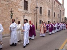 Foto 4 - Abierta la Puerta Santa en la Catedral de El Burgo de Osma