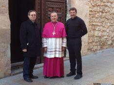 Foto 6 - Abierta la Puerta Santa en la Catedral de El Burgo de Osma