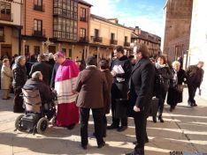 Foto 5 - Abierta la Puerta Santa en la Catedral de El Burgo de Osma