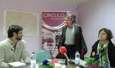 Presentación de la campaña de Podemos Soria. / SN